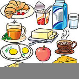 Free Vector Breakfast Clipart.