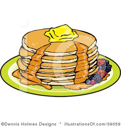 Breakfast Clip Art Borders.