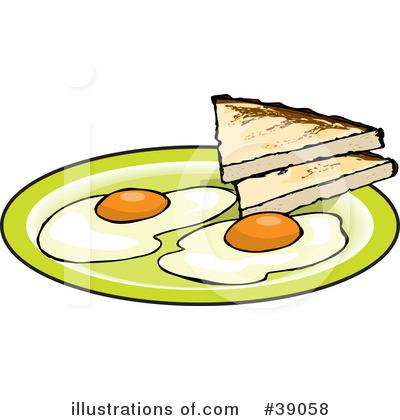 Clip Art Breakfast Cute Clipart.