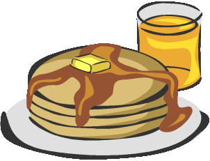 Breakfast Clip Art Borders.