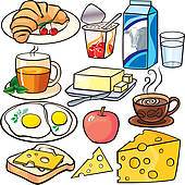 Breakfast Clipart.