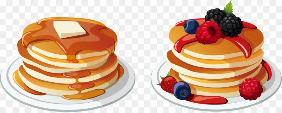 Pancake PNG Breakfast Clipart download.