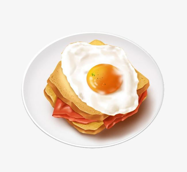 Delicious Breakfast, Breakfast Clipart, Egg, Sandwich PNG Image and.