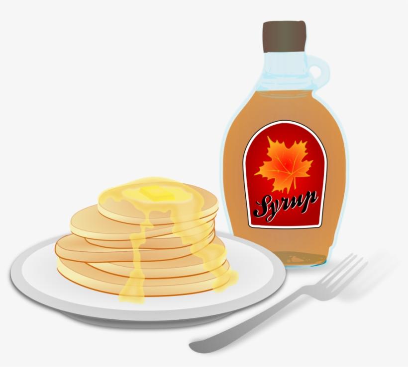 Pancakes Breakfast Food Syrup Pancakes Pan.