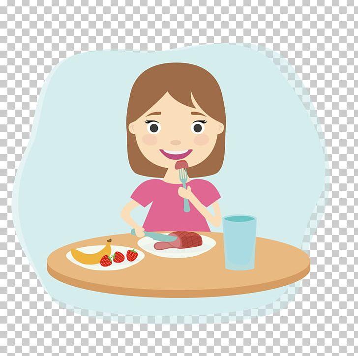 Breakfast Eating Child PNG, Clipart, Anime Girl, Baby Girl.