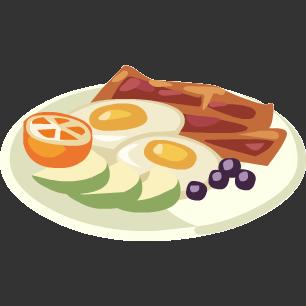 Breakfast PNG Transparent Breakfast.PNG Images..