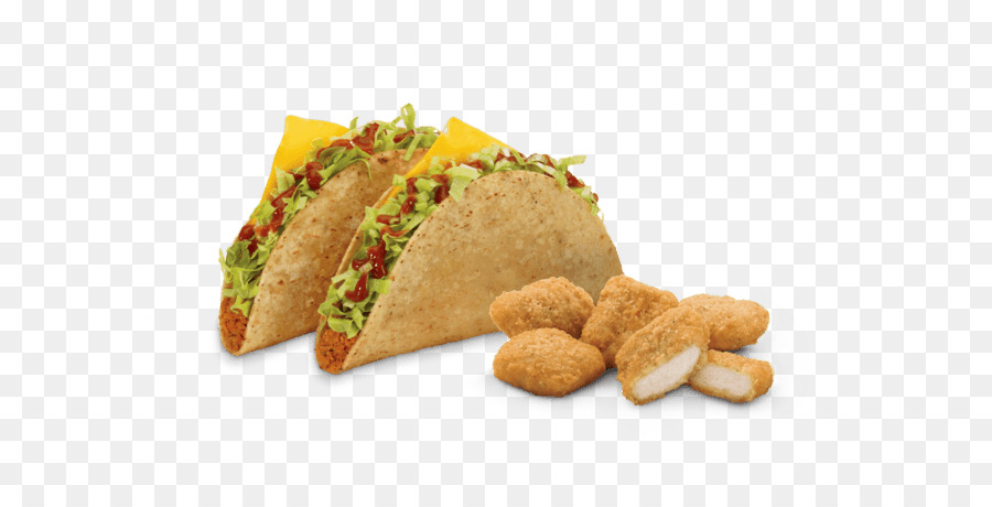 Taco Food png download.