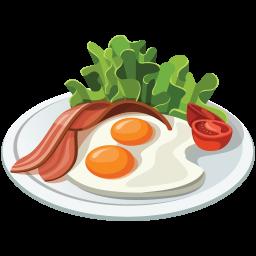 Breakfast Food icon.