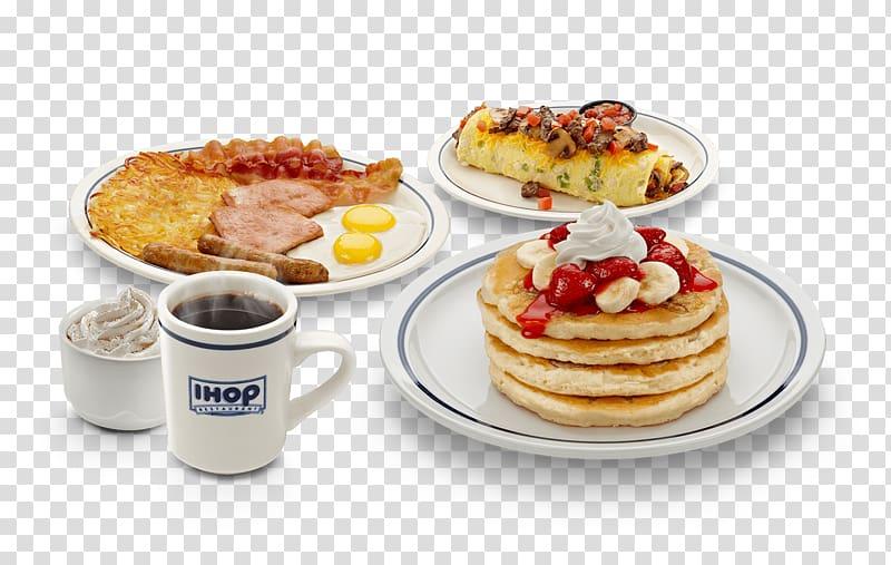 Breakfast IHOP Pancake Omelette Restaurant, breakfast transparent.