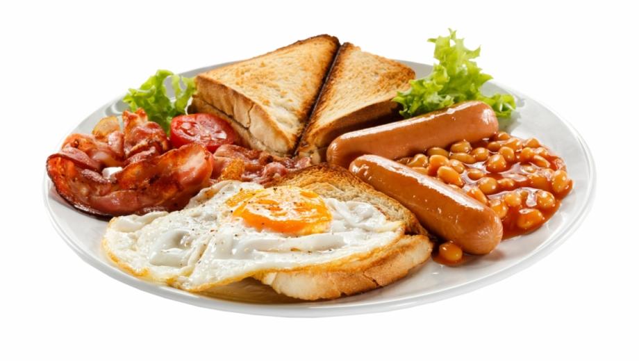 Big Breakfast Menu.