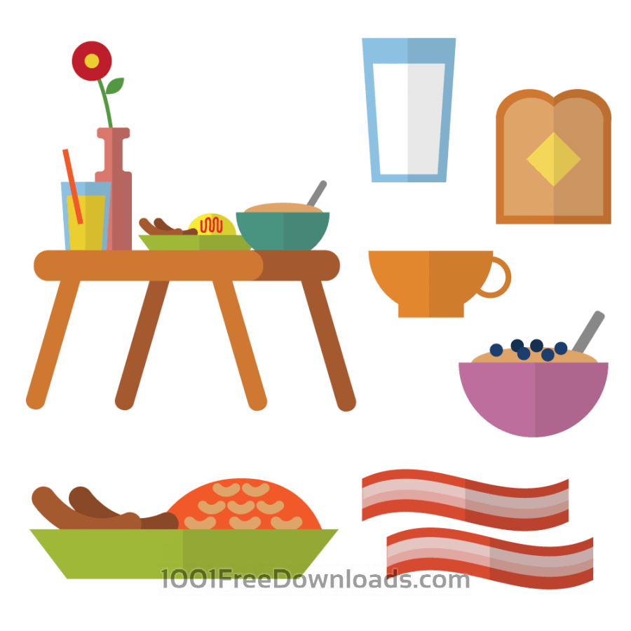 Breakfast In Bed Png & Free Breakfast In Bed.png Transparent Images.