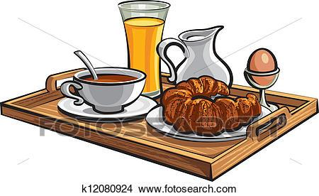 Breakfast in bed clipart 6 » Clipart Portal.