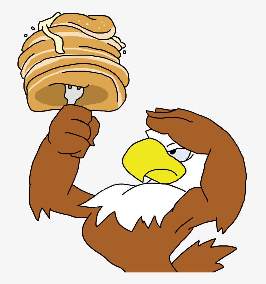 Clipart Of Jul, Breakfast Meeting And Eagel, Cliparts.