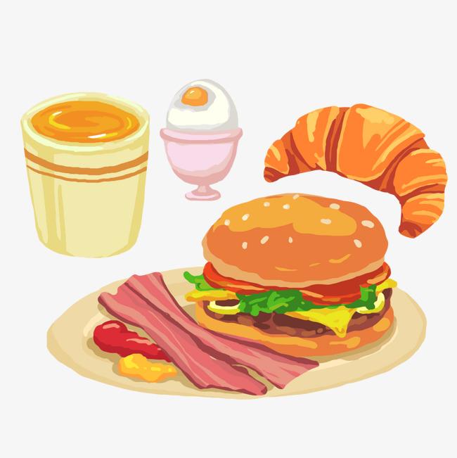 Download Free png Western Breakfast, Breakfast Clipart, Western.