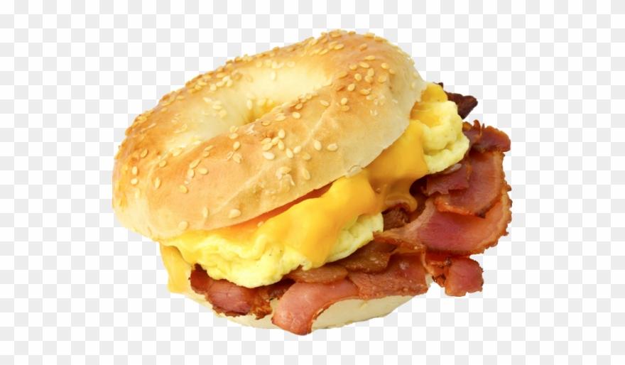 Breakfast Clipart Bacon Sandwich.
