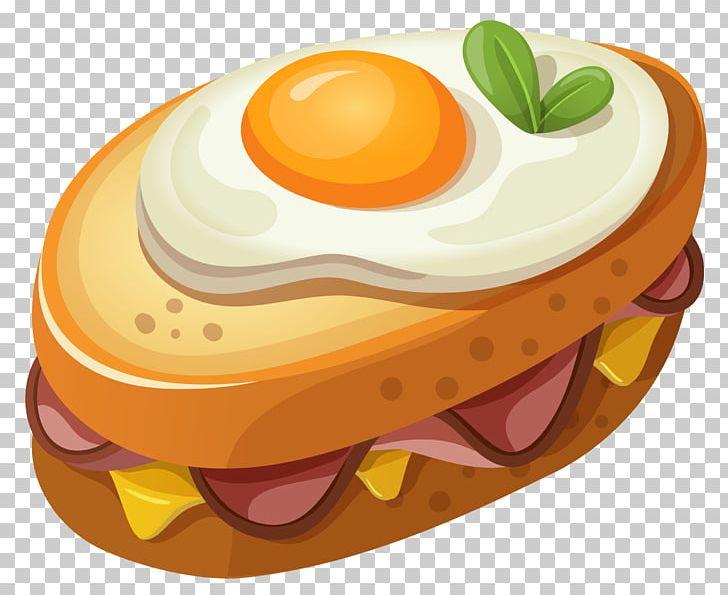 Egg Sandwich Breakfast Sandwich Fried Egg English Muffin PNG.