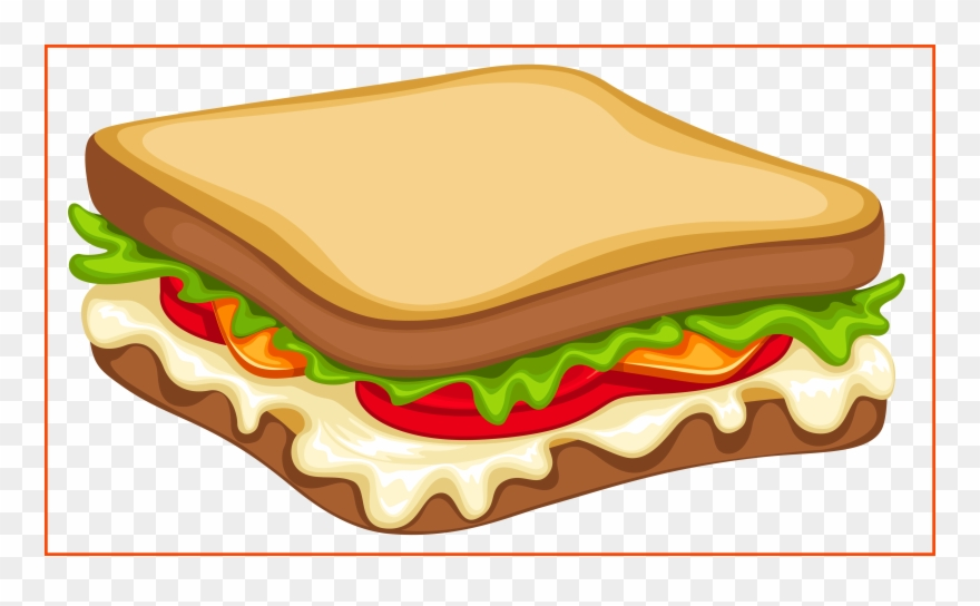 Incredible Sandwich Png Clipart Vector Image Gallery.