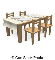 Dining table Clip Art and Stock Illustrations. 10,764 Dining table.