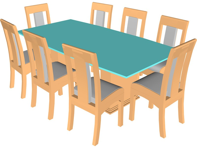 Clipart dining room table.