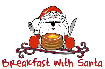 Clipart Breakfast With Santa.