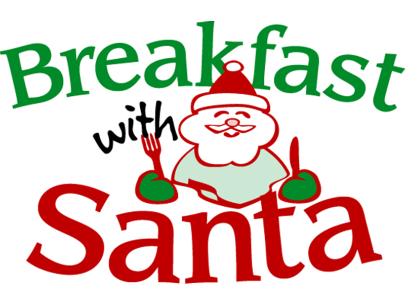 Breakfast with Santa for Kids of All Ages.