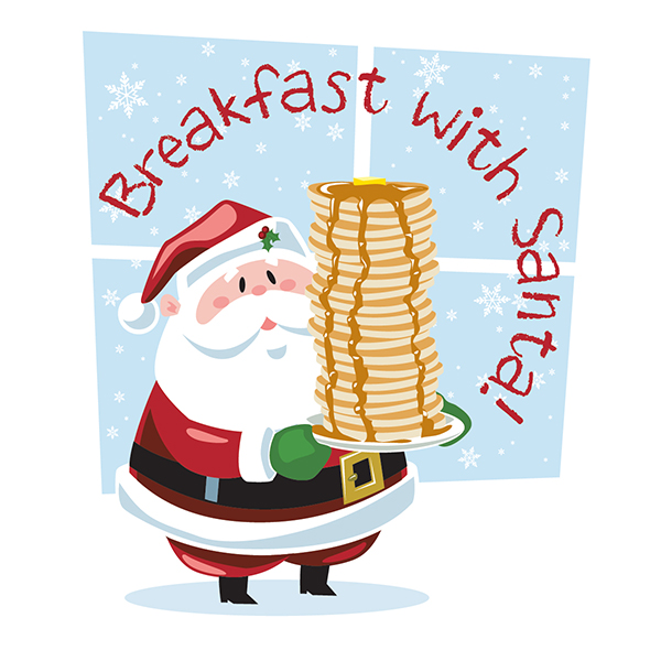 Showing post & media for Cartoon santa eating breakfast.
