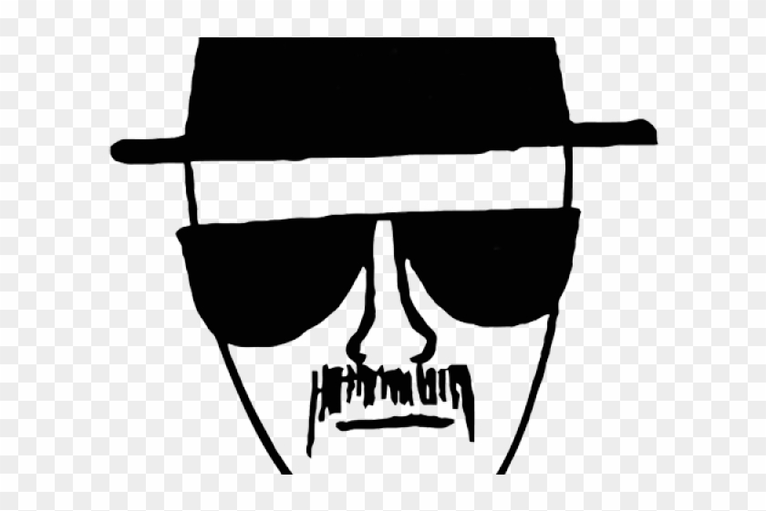 Walter White Clipart Hat.