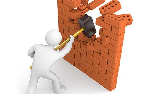 GIPE: breaking down barriers.