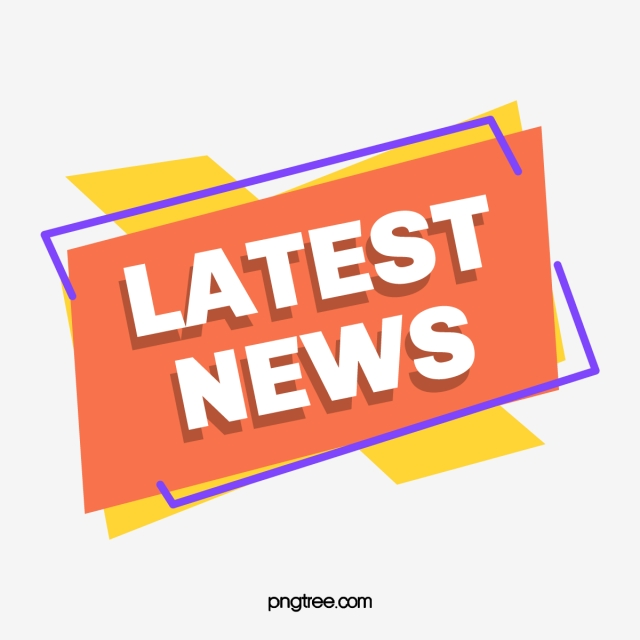 Vector Creative Latest News Tag, Banner, Breaking News Banner, Hot.