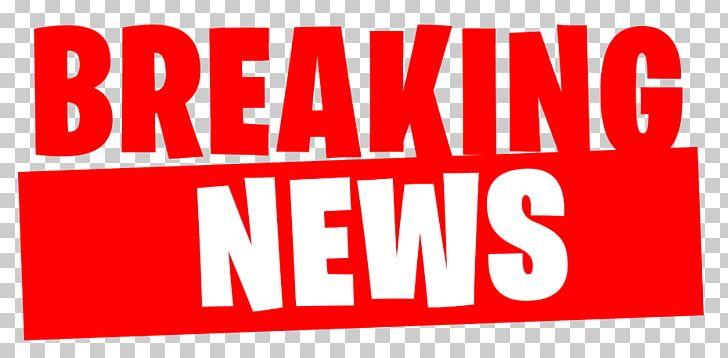 Breaking News Newspaper Logo Exercise PNG, Clipart, Area, Banner.