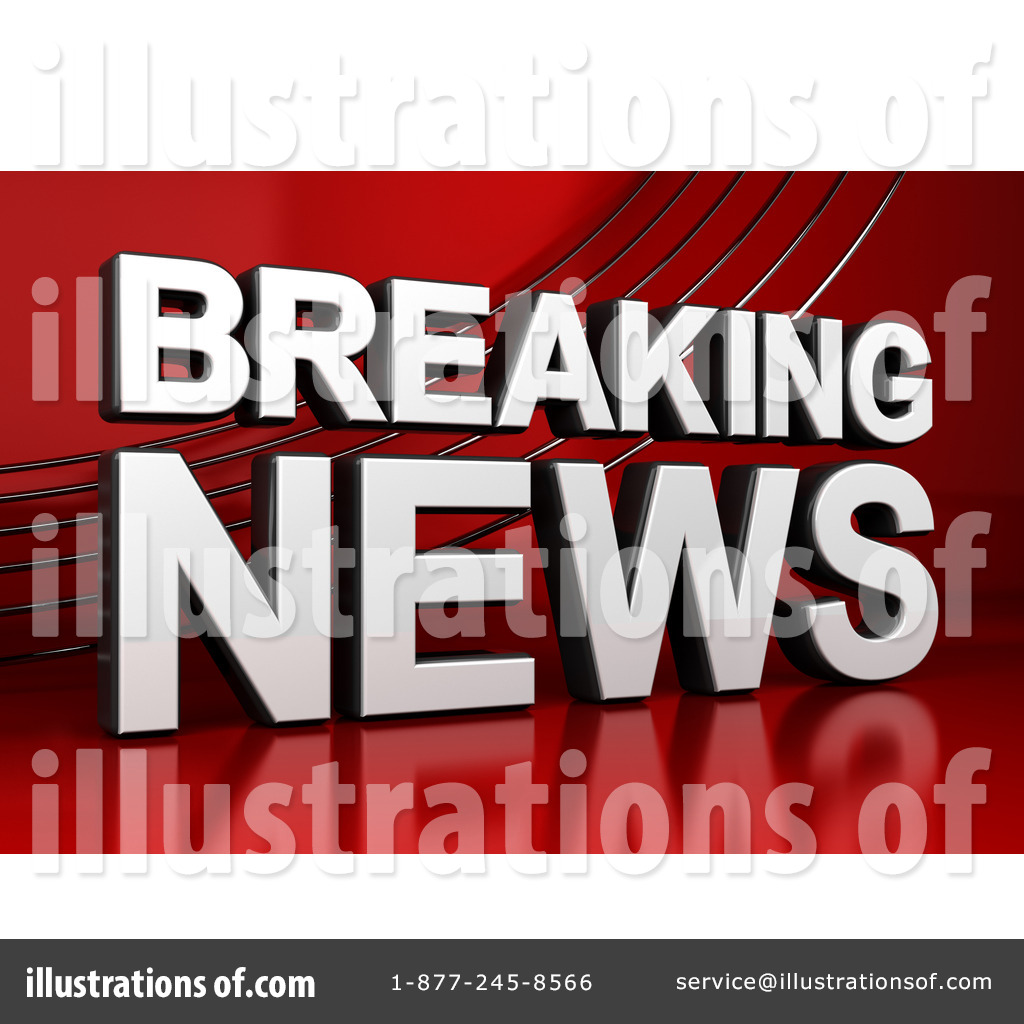 Breaking News Clipart #1117222.