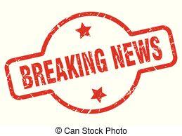 Breaking news stamp Clip Art Vector Graphics. 734 Breaking news.