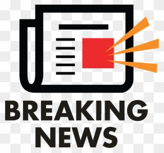 Free PNG Breaking News Clip Art Download.