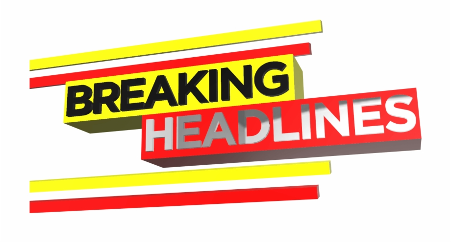 Free News Studio 3d Design And Breaking News Text Download.