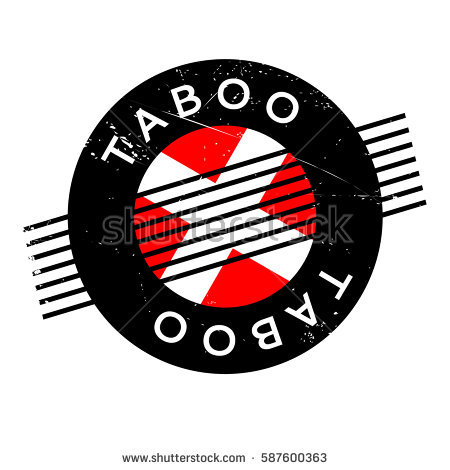 Taboo Stock Photos, Royalty.