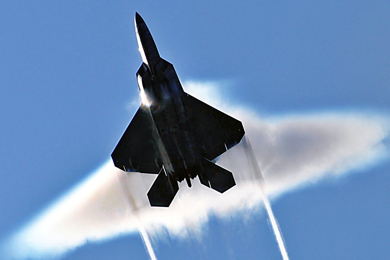 Breaking the sound barrier!.