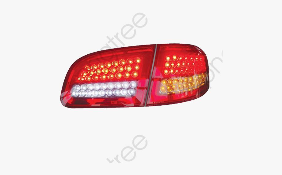 Red Car Lights.