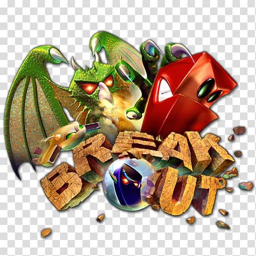 PlayStation 4 Video Games Breakout, atari breakout.