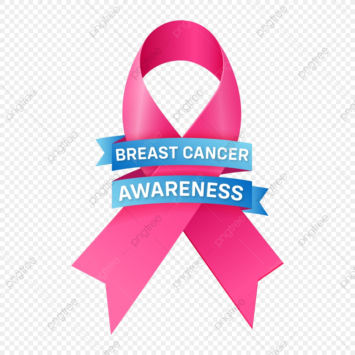 Breast Cancer Awareness Ribbon Background, Cancer, Breast, Ribbon.