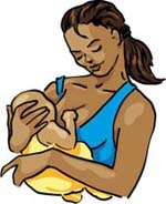 Gallery For > Breastfeeding Clipart Free.