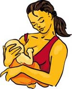 Breastmilk Clipart.