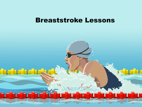 Breaststroke Lessons Hd for iPad.