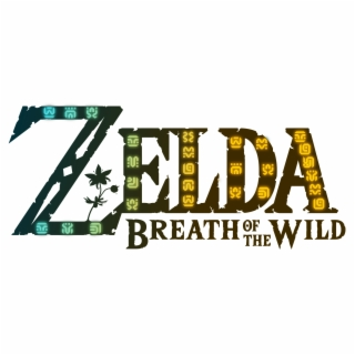 HD Zelda Breath Of The Wild Logo PNG Images, Backgrounds for Free.