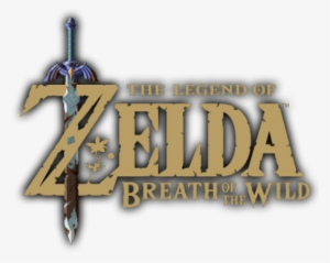 Breath Of The Wild Logo PNG Images.