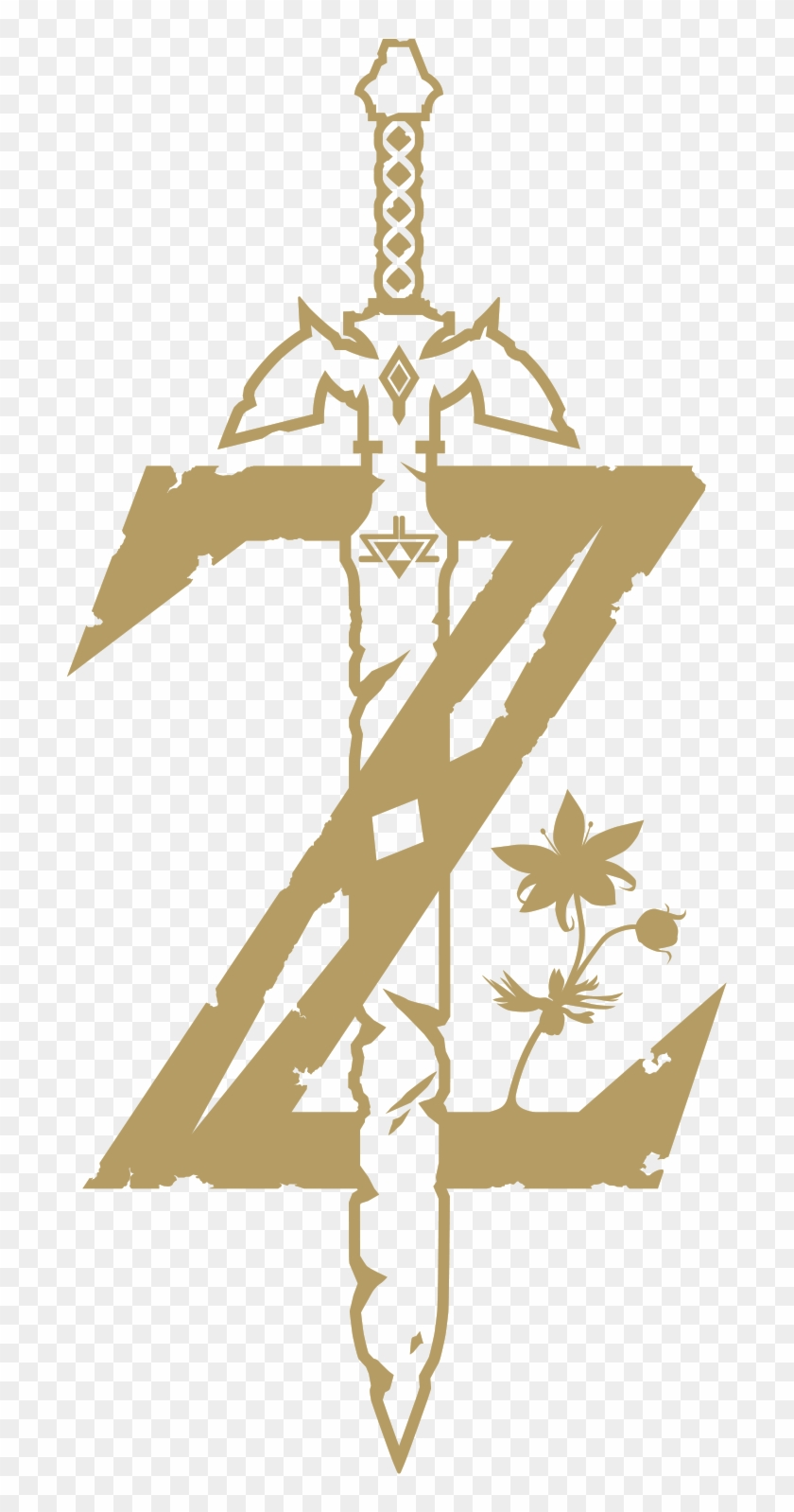 Breath Of The Wild Logo Png.