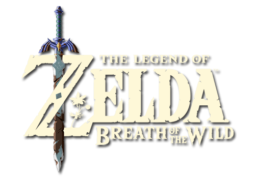 Breath Of The Wild Logo Png Vector, Clipart, PSD.