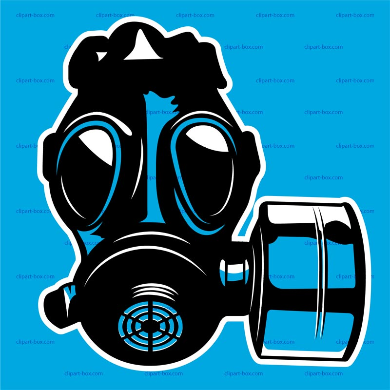Gallery For > Gas Mask Clipart.