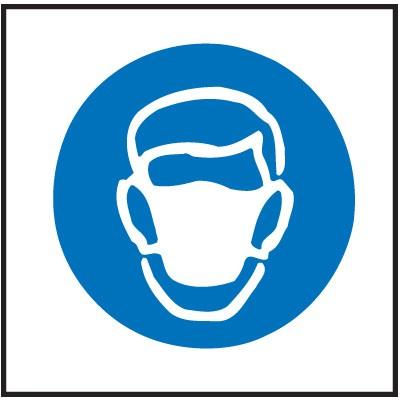 Dust mask clipart.