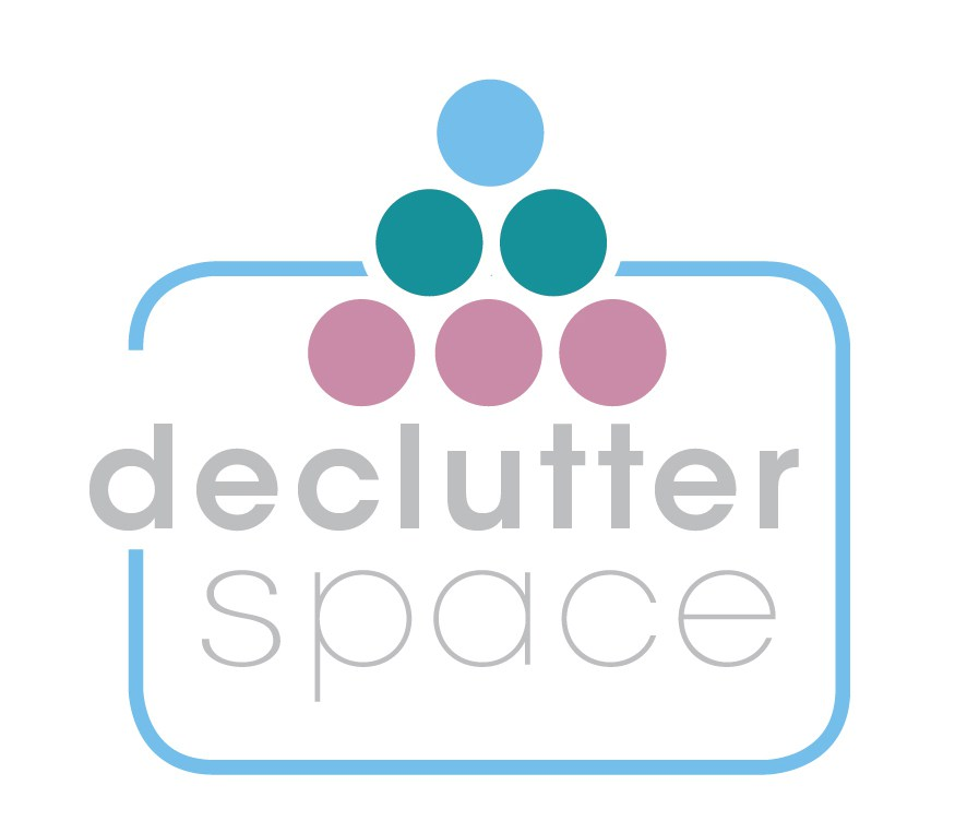 Breathing Space Declutter Icon.