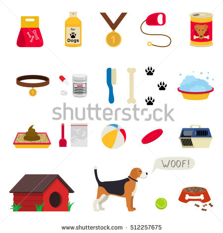 Breed distribution clipart #10